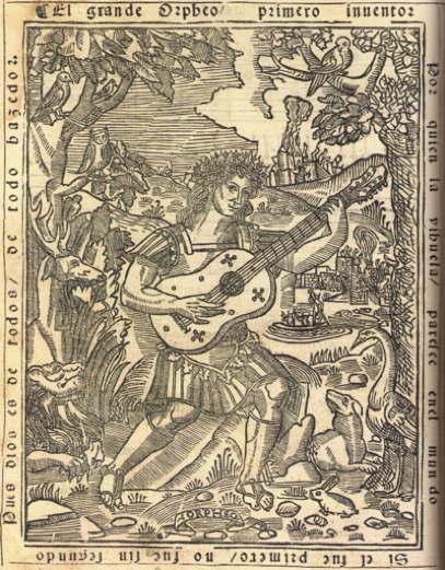 Resultado de imagen de vihuela de mano El maestro